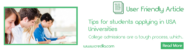 Tips for students applying in USA Universities: College admissions are a tough process, which...