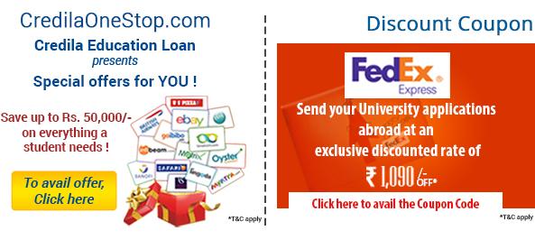 credilaOneStop Discounts